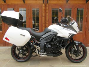 Triumph Tiger 1050 Sport – 10,400 Miles, SORRY – NOW SOLD!!