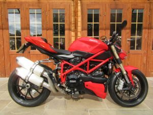 Ducati 848 Streetfighter – Only 2900 Miles, SORRY – NOW SOLD!!