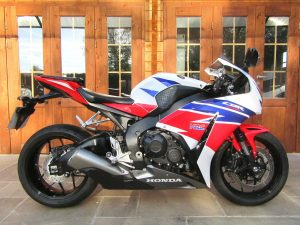 Honda CBR1000 RR Fireblade – 9300 Miles, SORRY – NOW SOLD!!