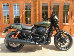 Harley Davidson XG750 A Street Rod – Only 830 Miles, 1 Owner