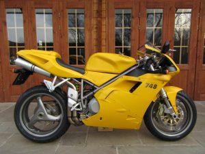 Ducati 748 E Biposto – Only 6300 Miles, FSH, Collectors Bike