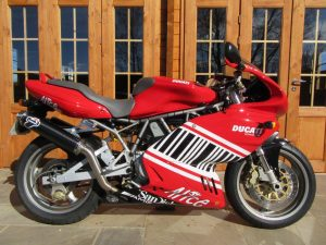 Ducati 900SS Supersport – Only 5000 Miles, FSH, Termi Exhausts