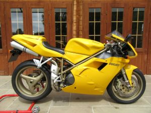 Ducati 748 Biposto – Only 6700 Miles, FSH, Collectors Bike