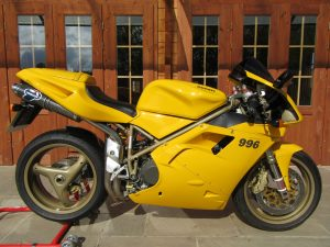 Ducati 996 Bip – Only 6038 Miles, Termi's, SORRY – NOW SOLD!!