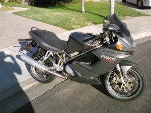 Ducati ST4 S Sports Touring – 38,052 Miles, FSH, Ohlins