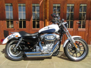 Harley Davidson 883 Superlow – Only 1200 Miles, SORRY – NOW SOLD!!