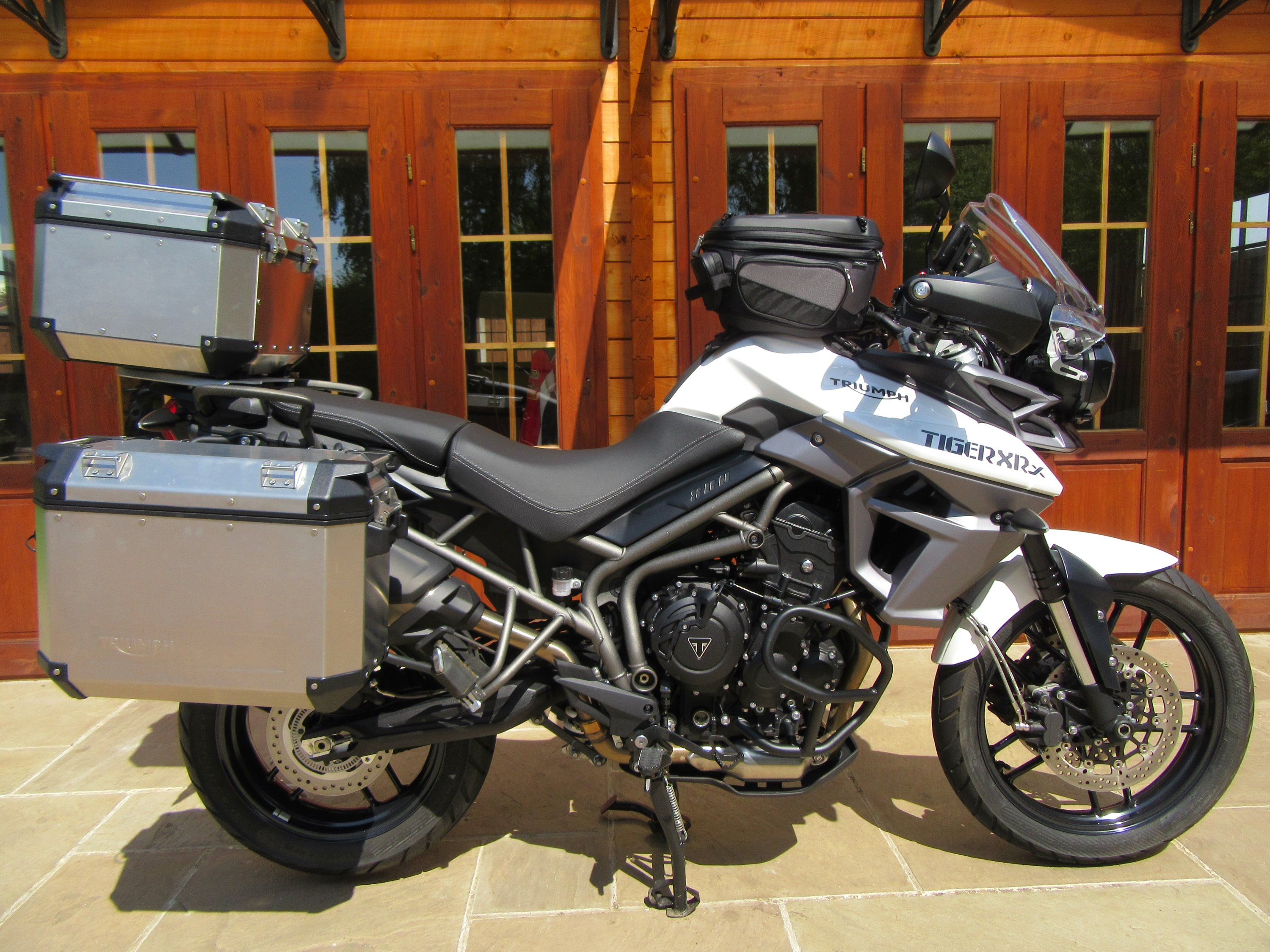 Triumph Tiger 800 XRX – Only 3500 Miles, SORRY – NOW SOLD!!