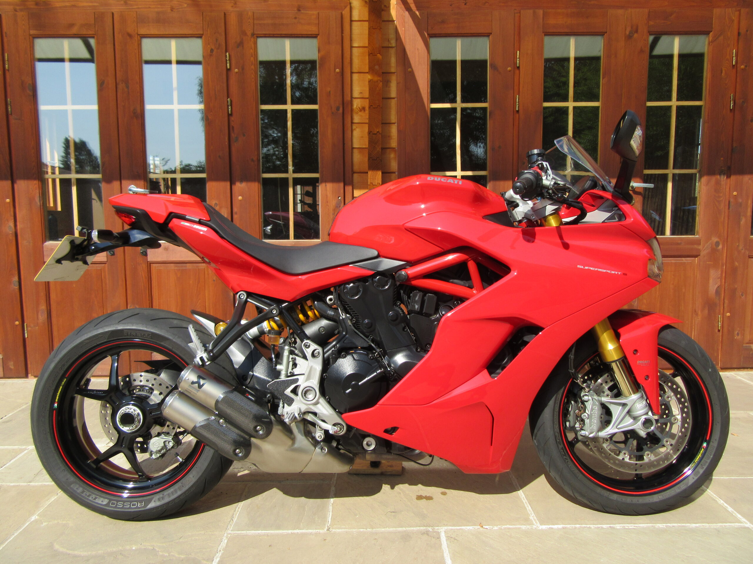 Ducati Supersport S – Only 3100 Miles, SORRY – NOW SOLD!!