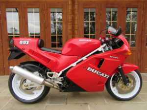 Ducati 851 S3 Mono – Only 6700 Miles, SORRY – NOW SOLD!!