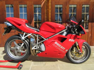 Ducati 996S – Only 15,900 Miles, FDSH, SORRY – NOW SOLD!!