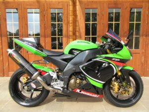 Kawasaki ZX10R C1H – Only 19,100 Miles, SORRY – NOW SOLD!!