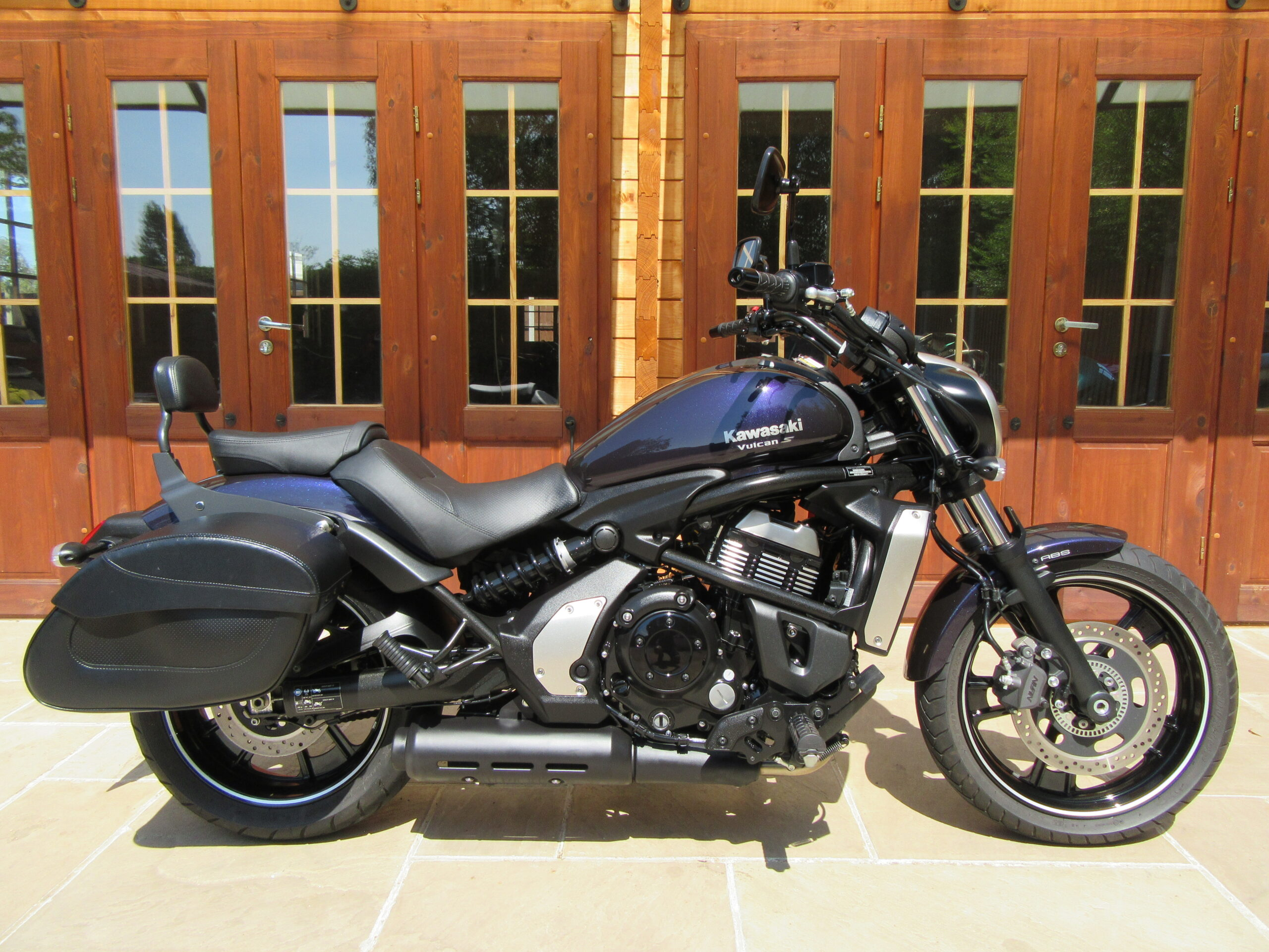 Kawasaki Vulcan S 650 – Only 2300 Miles, SORRY – NOW SOLD!!